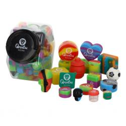 Bote Qnubu Silicone Mix (Display L) - Imagen 1